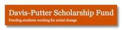 Davis-Putter Scholarship Fund logo