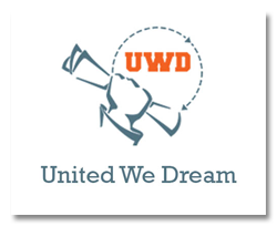 United We Dream logo